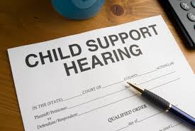 Complaint for Maryland Child Support